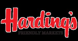 Logo for Harding's
