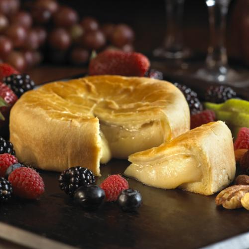 Baked Brie and Pastry 2