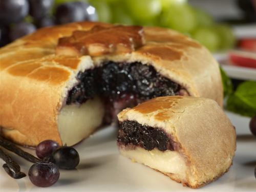 Blueberry and vanilla 3