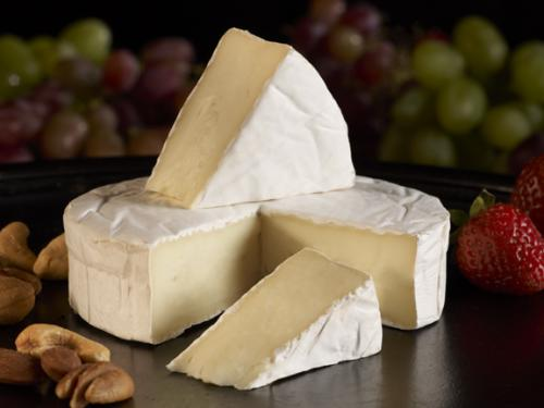 Brie Double Cream 8 0z wheel