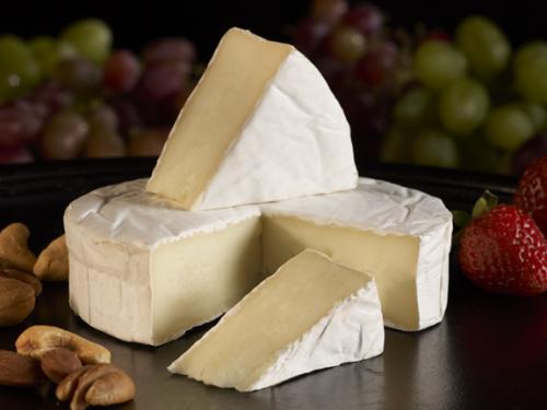 Brie Double Cream 8 0z wheel 1