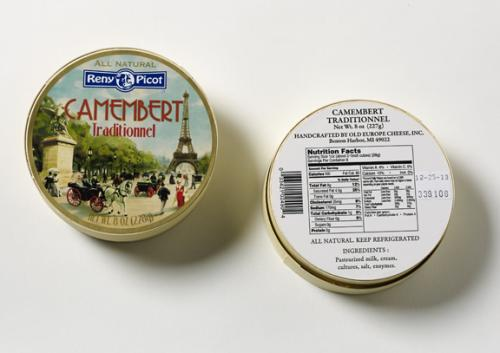 Camembert Traditiinnel 8oz brie
