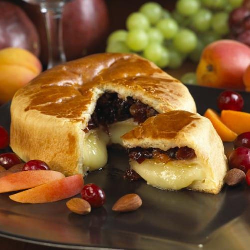 Cranberry and apricot