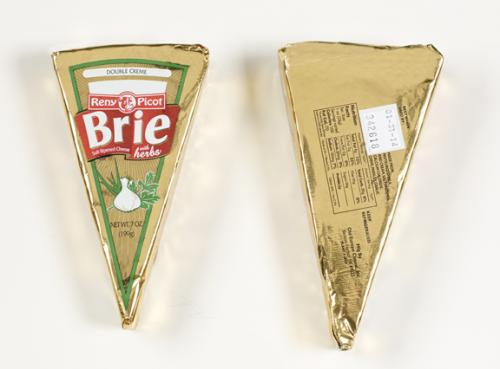 Double Cream  Brie with herbs product