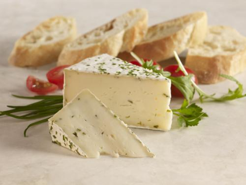 Herb Brie label