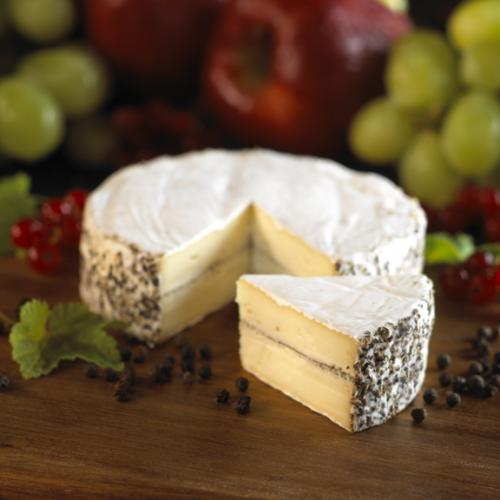 Layered Brie with Pepper Label 2