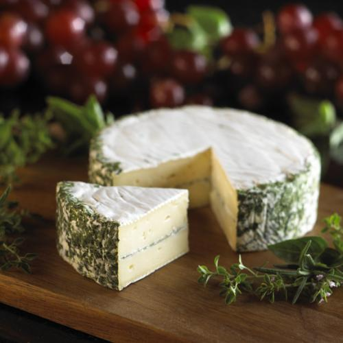 Layered Brie with erb Label 1