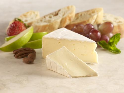 Plain Brie label 2