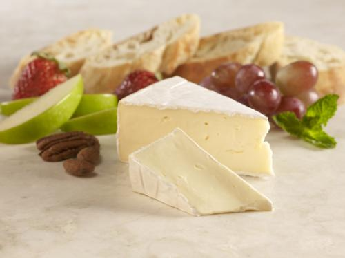 Plain Brie label 3