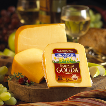 Smoked Gouda glamour product